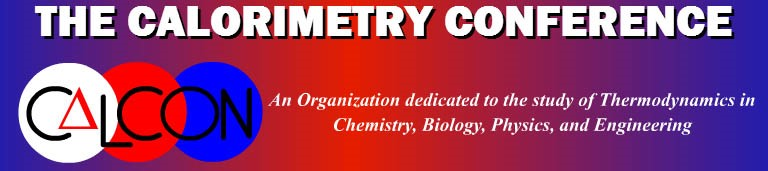 Calorimetry Conference poster