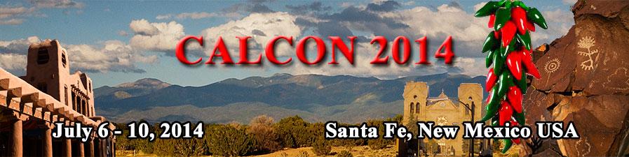 CALCON 2014